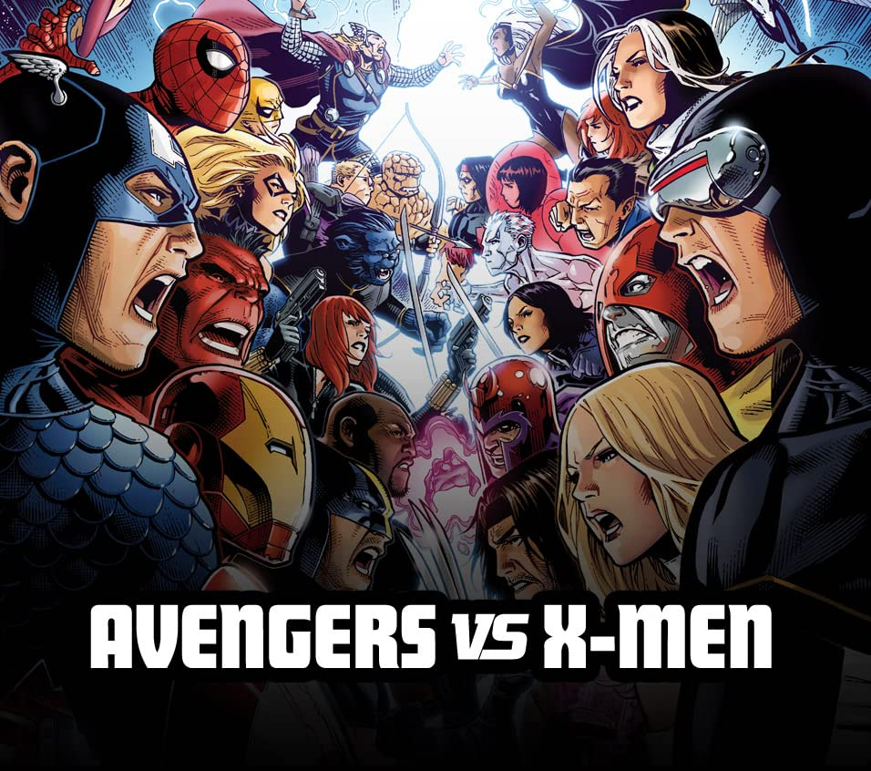 Avengers vs. X-Men: The Complete Event
