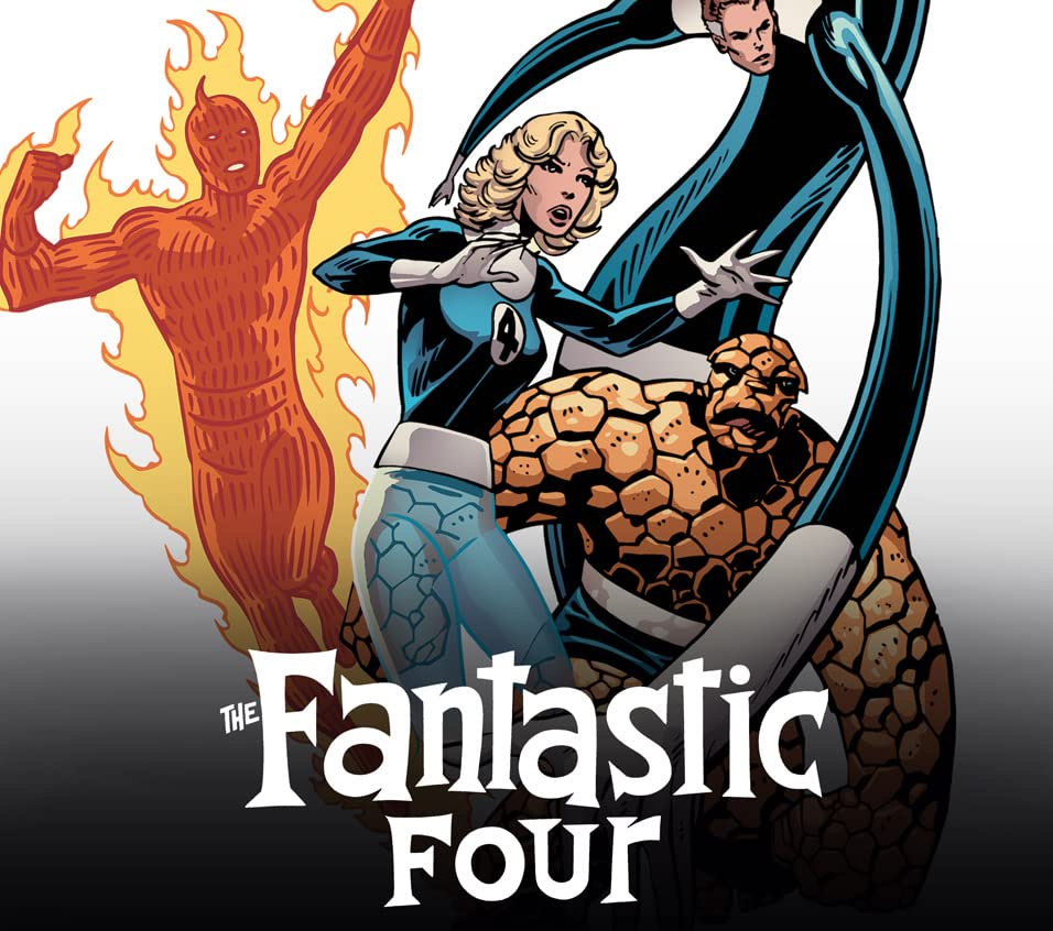 Fantastic Four Must-Reads