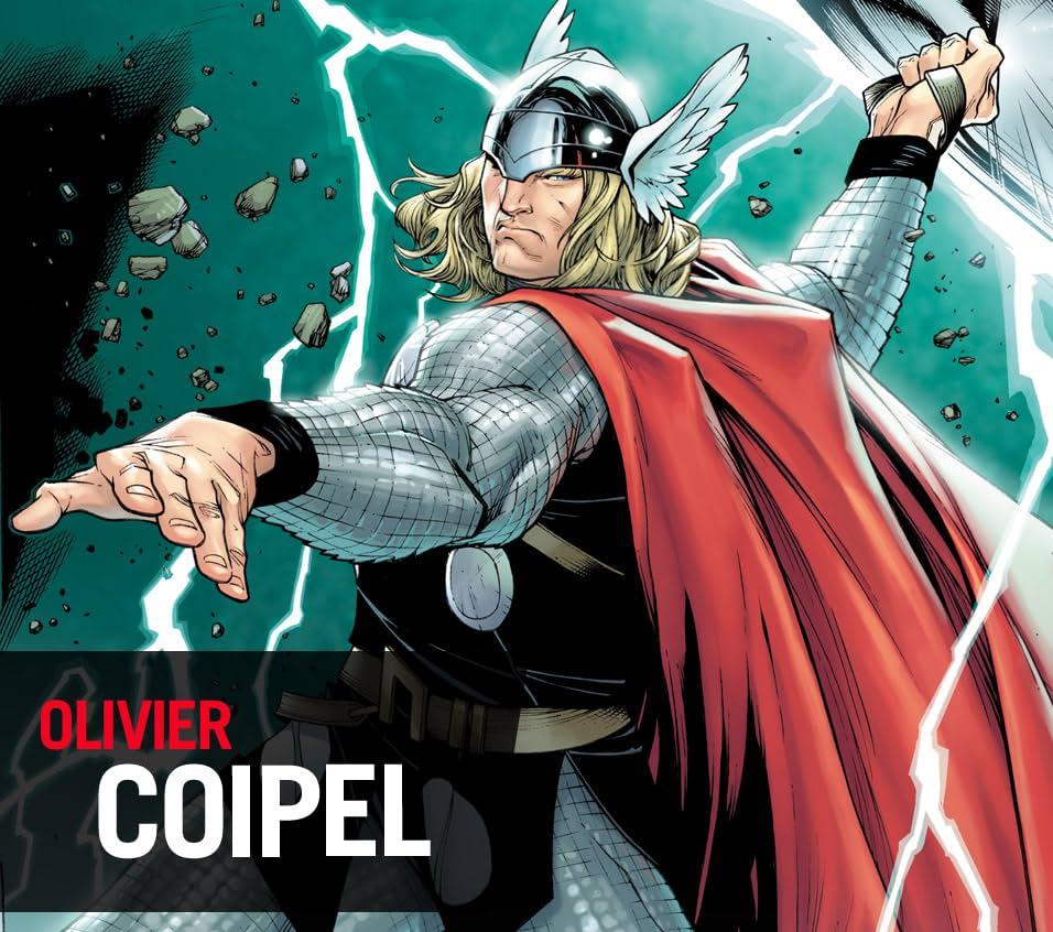 Olivier Coipel Spotlight