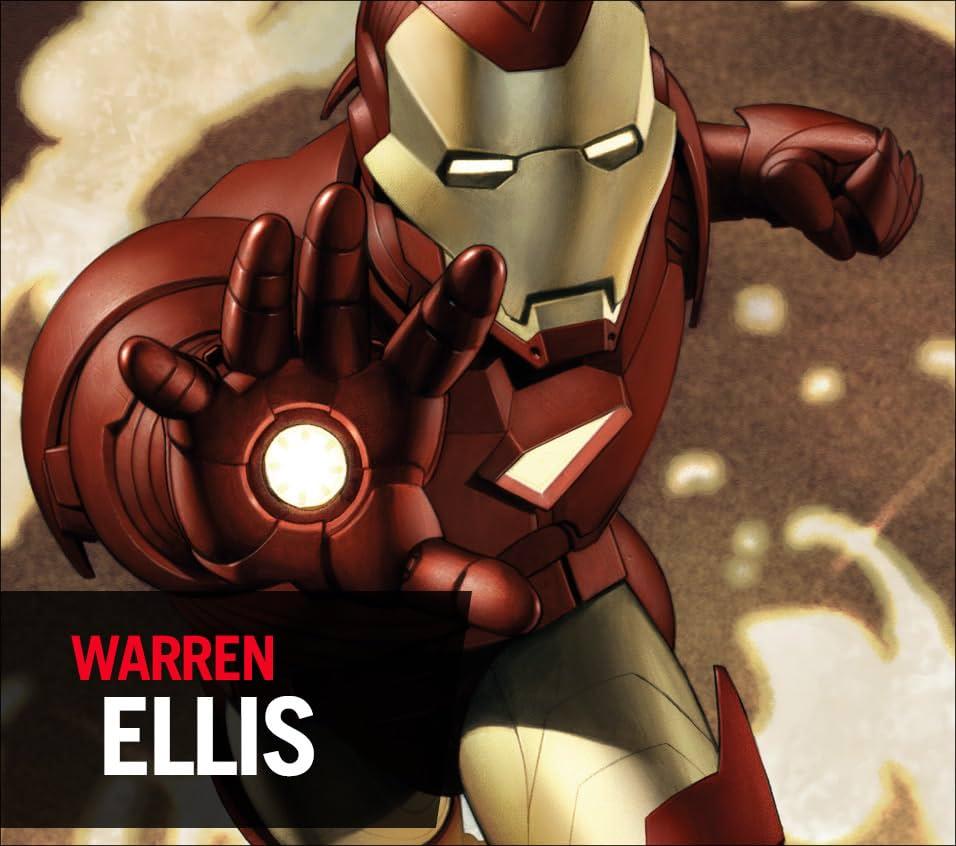Discover Creator: Warren Ellis