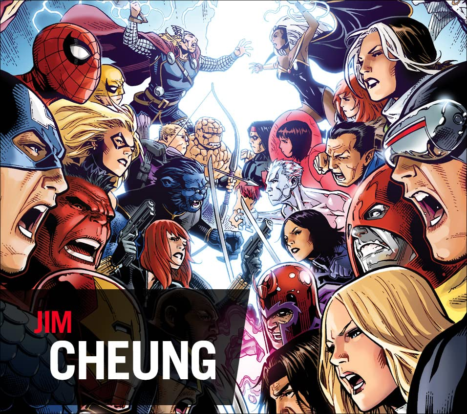 Discover Creator: Jim Cheung