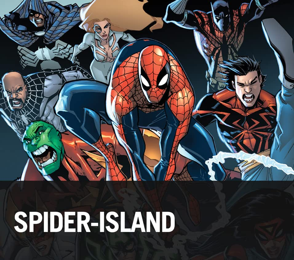 Spider-Island: The Complete Event
