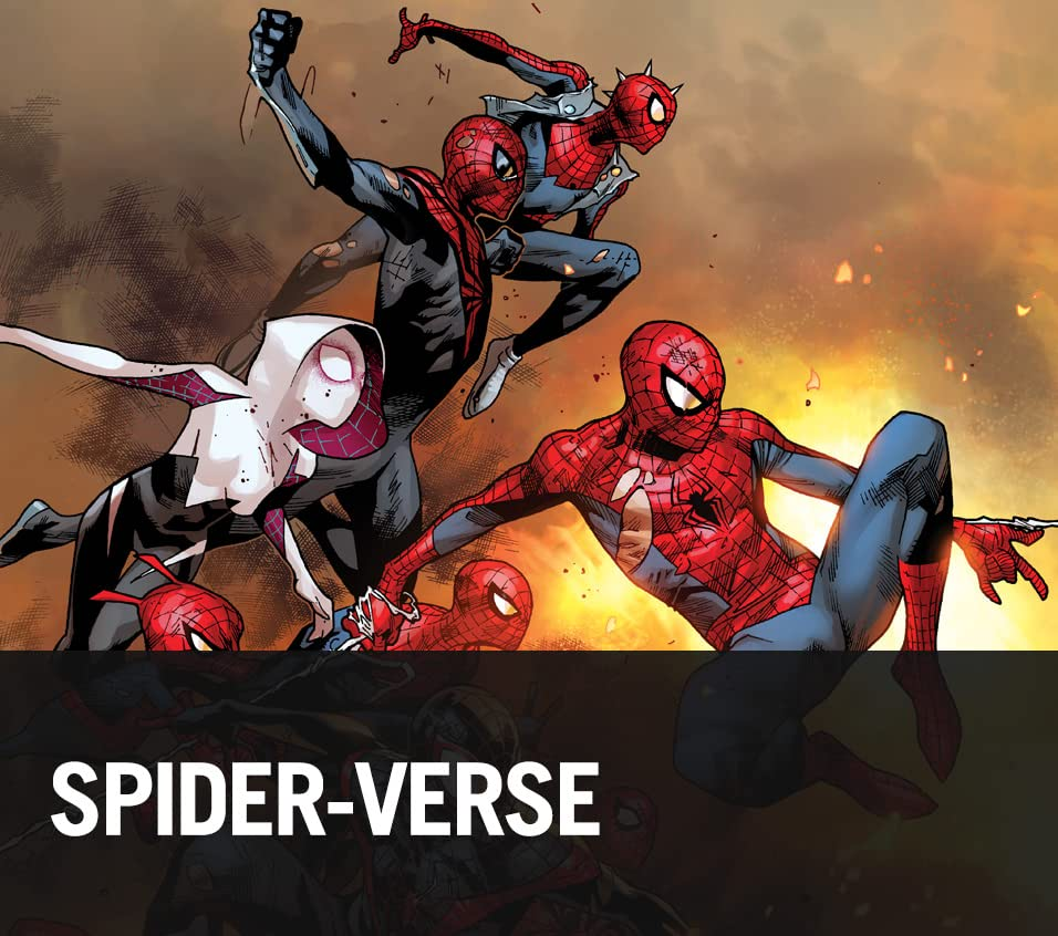 Spider-Verse: The Complete Event
