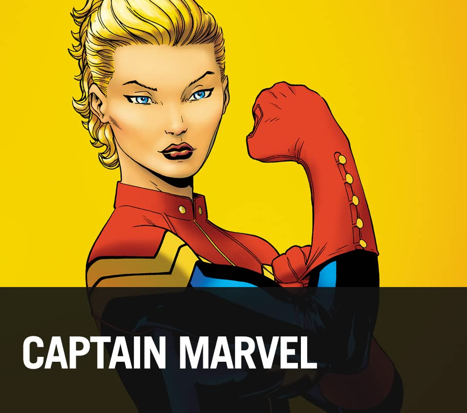 Carol Danvers – Captain Marvel