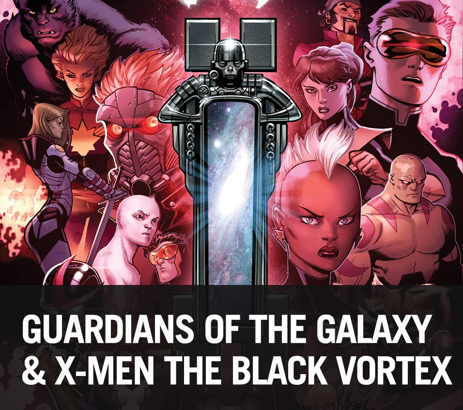 Guardians and X-Men: Black Vortex