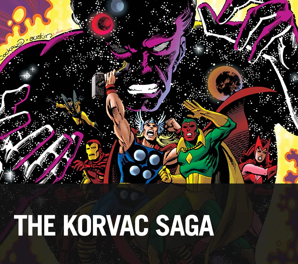 The Korvac Saga