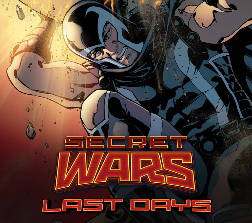 Secret Wars: Last Days