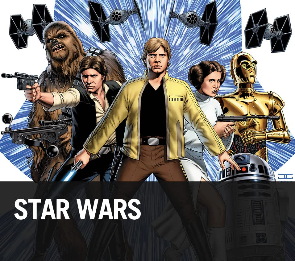Star Wars Returns to Marvel