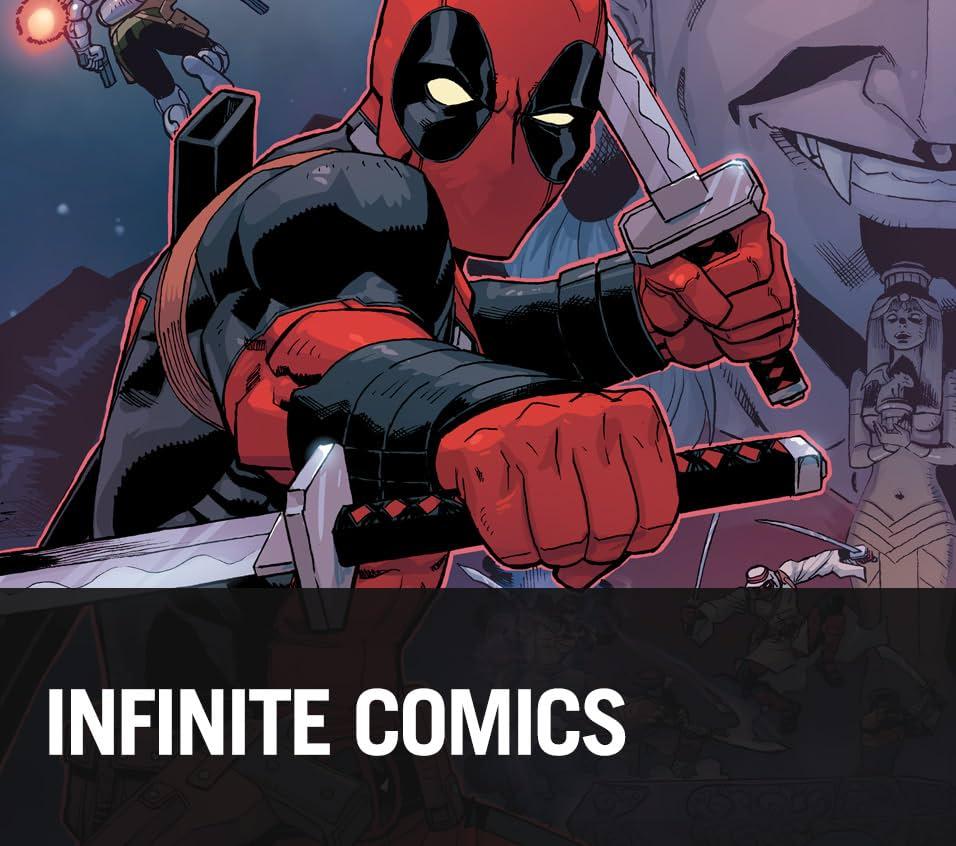 Infinite Comics