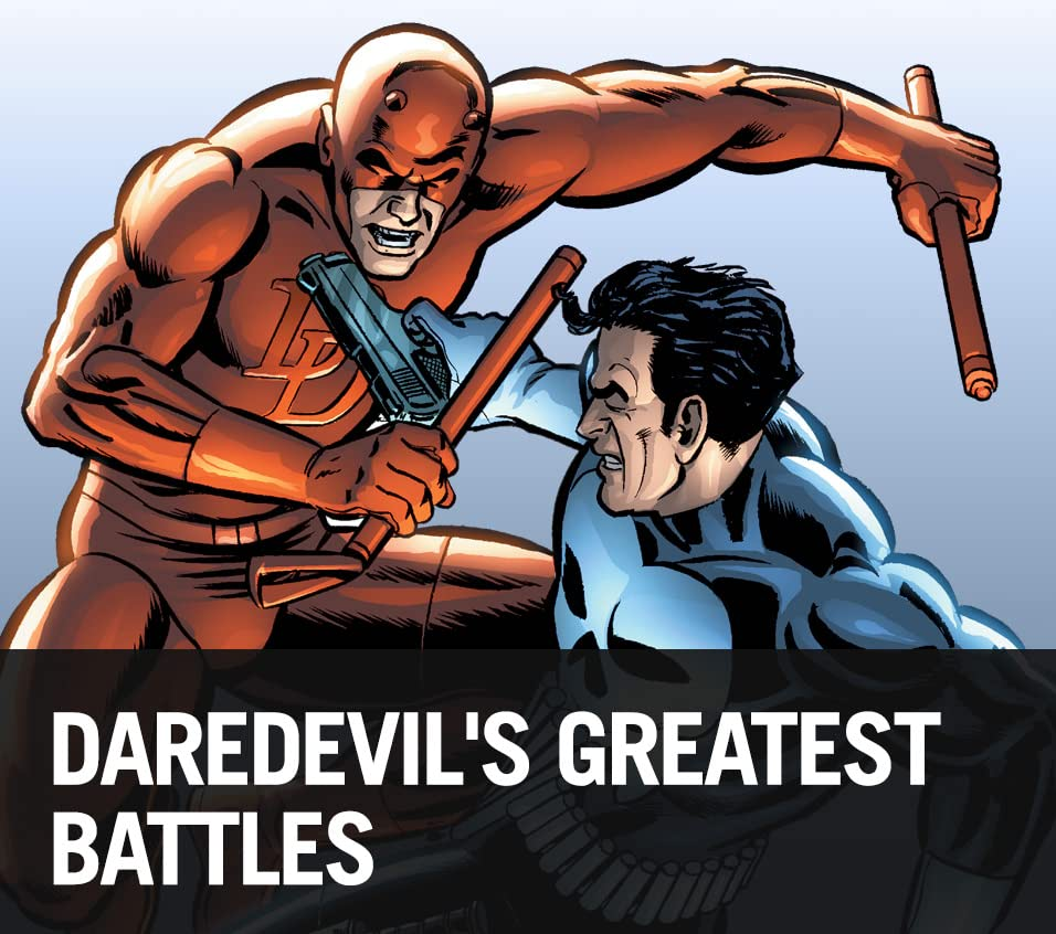 Daredevil's Greatest Battles