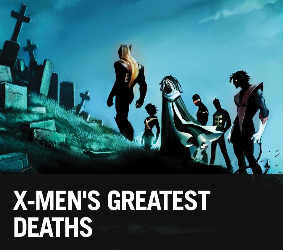X-Men's Greatest Deaths