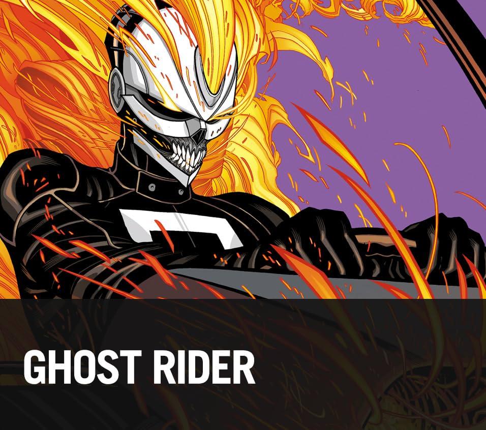 Ghost Rider: Robbie Reyes