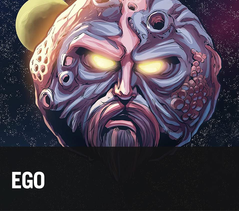 Ego the Living Planet