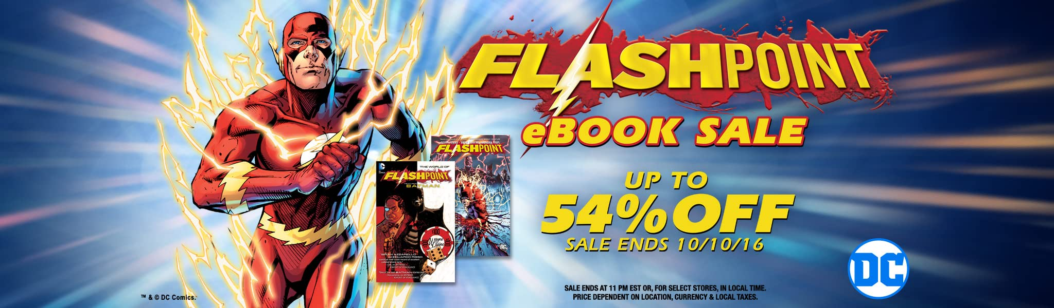 Flashpoint collections sale comics by comixology flashpoint collections sale fandeluxe Images