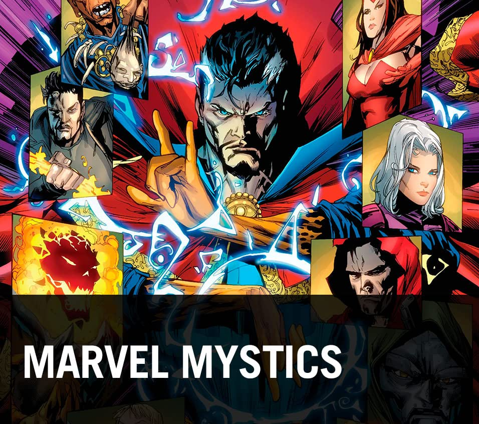 Marvel Mystics
