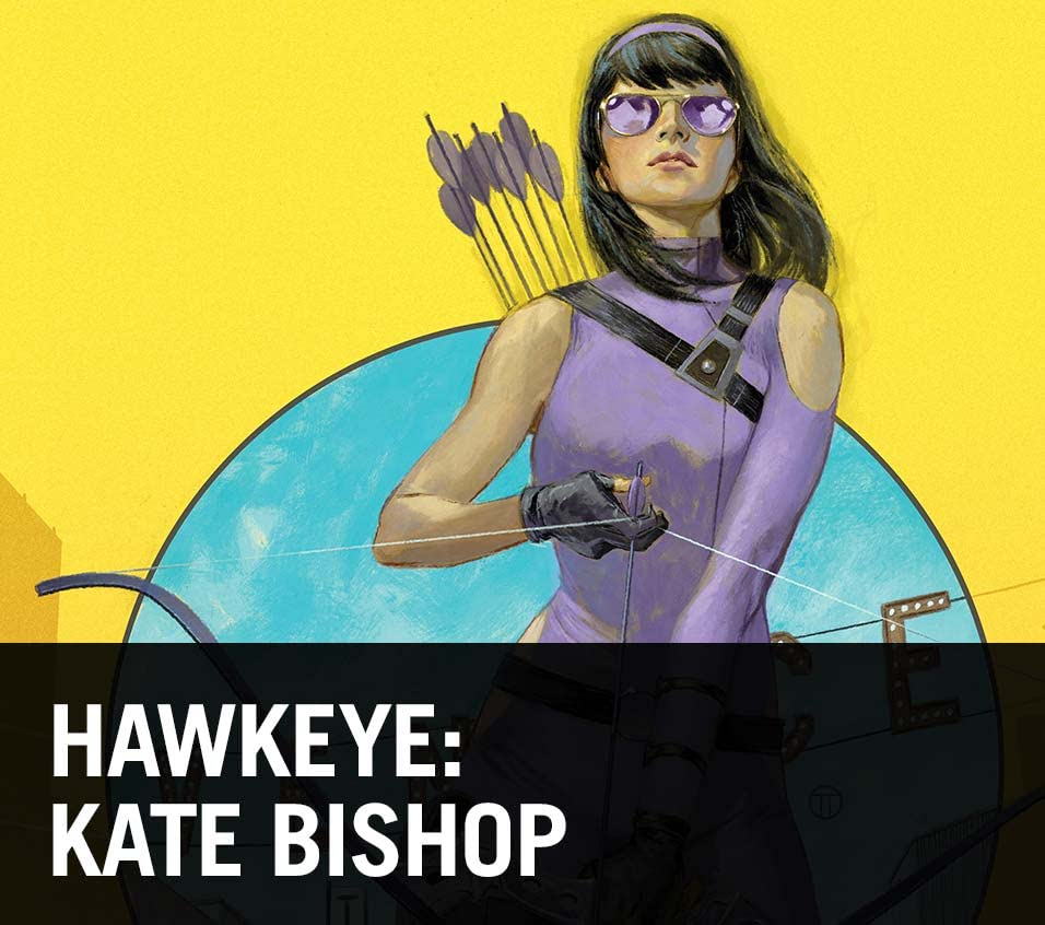 Kate Bishop: Hawkeye
