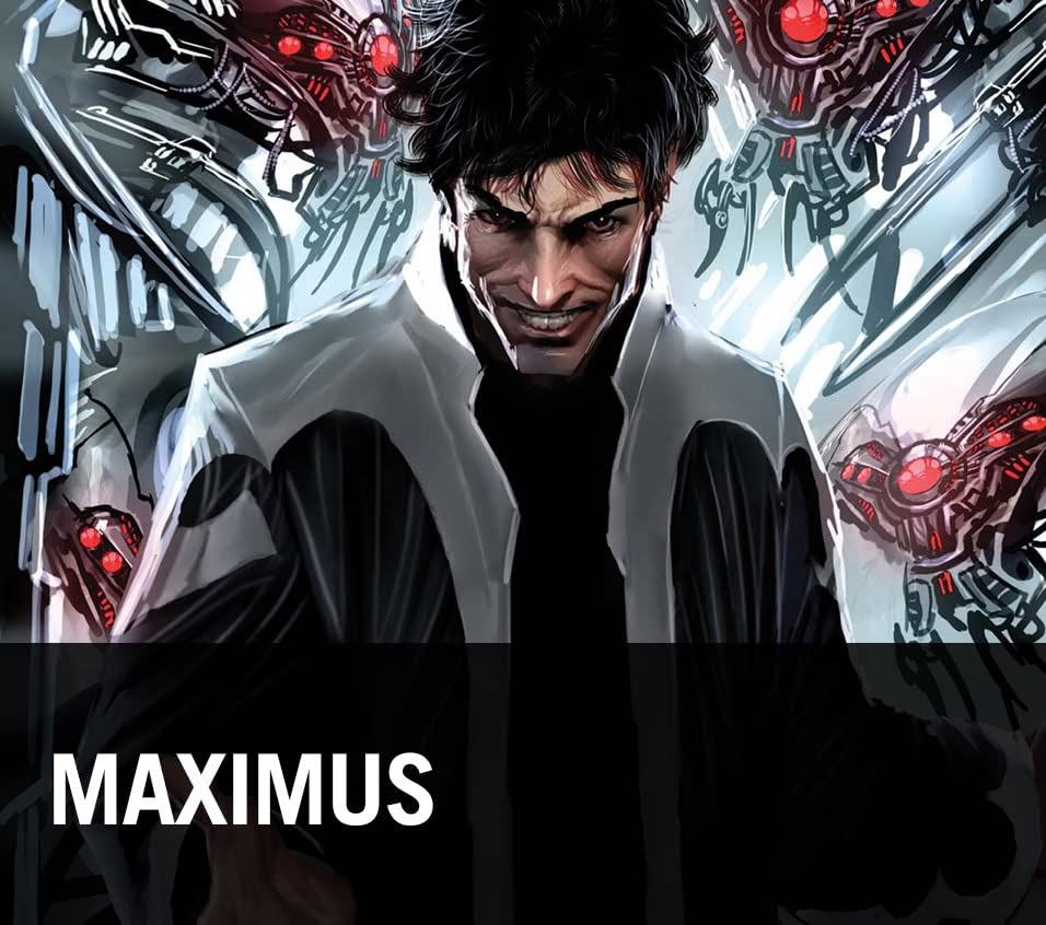 Maximus the Mad