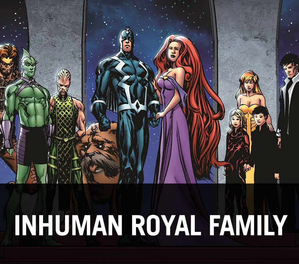 Inhuman Royal Family