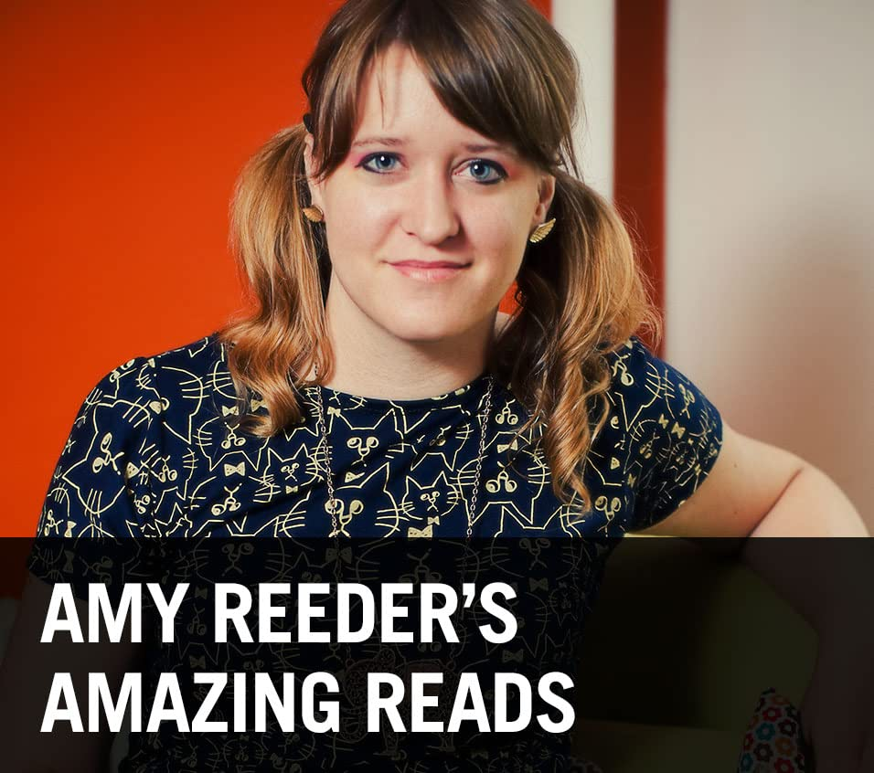 Amy Reeder's Amazing Reads