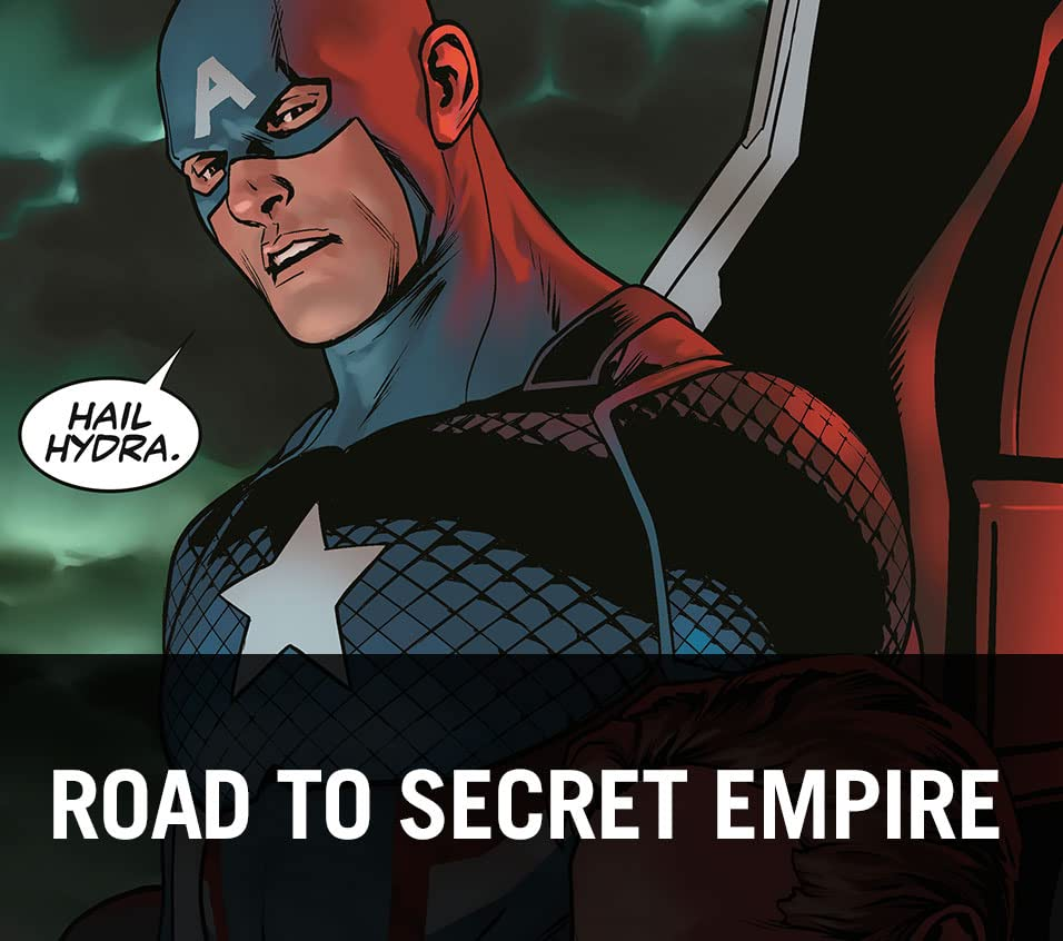 Road to Secret Empire