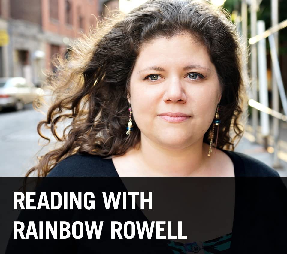 Reading with Rainbow Rowell