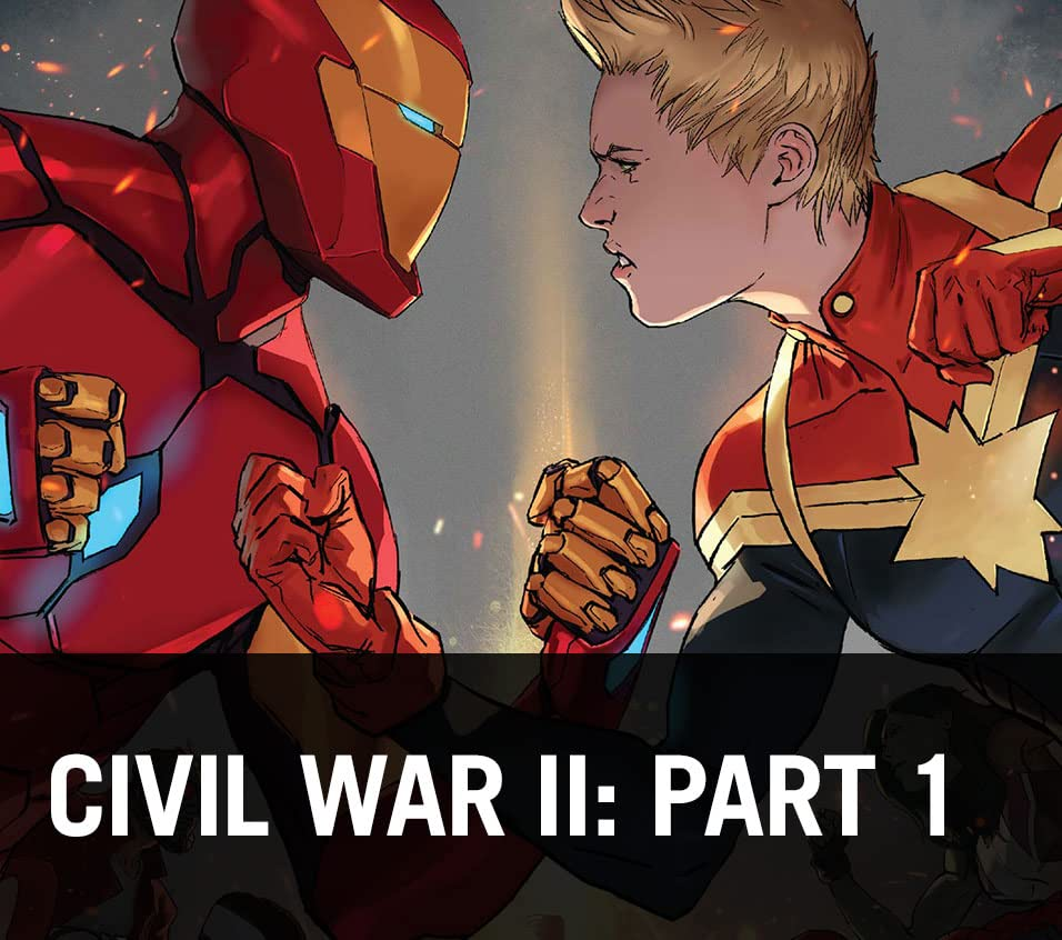 Civil War II: Part 1