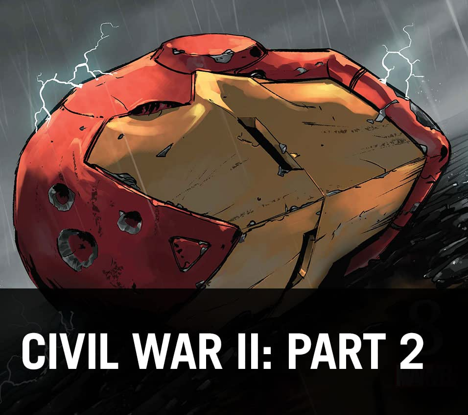 Civil War II: Part 2