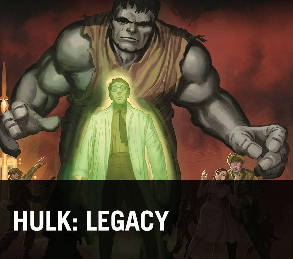 Hulk: Legacy