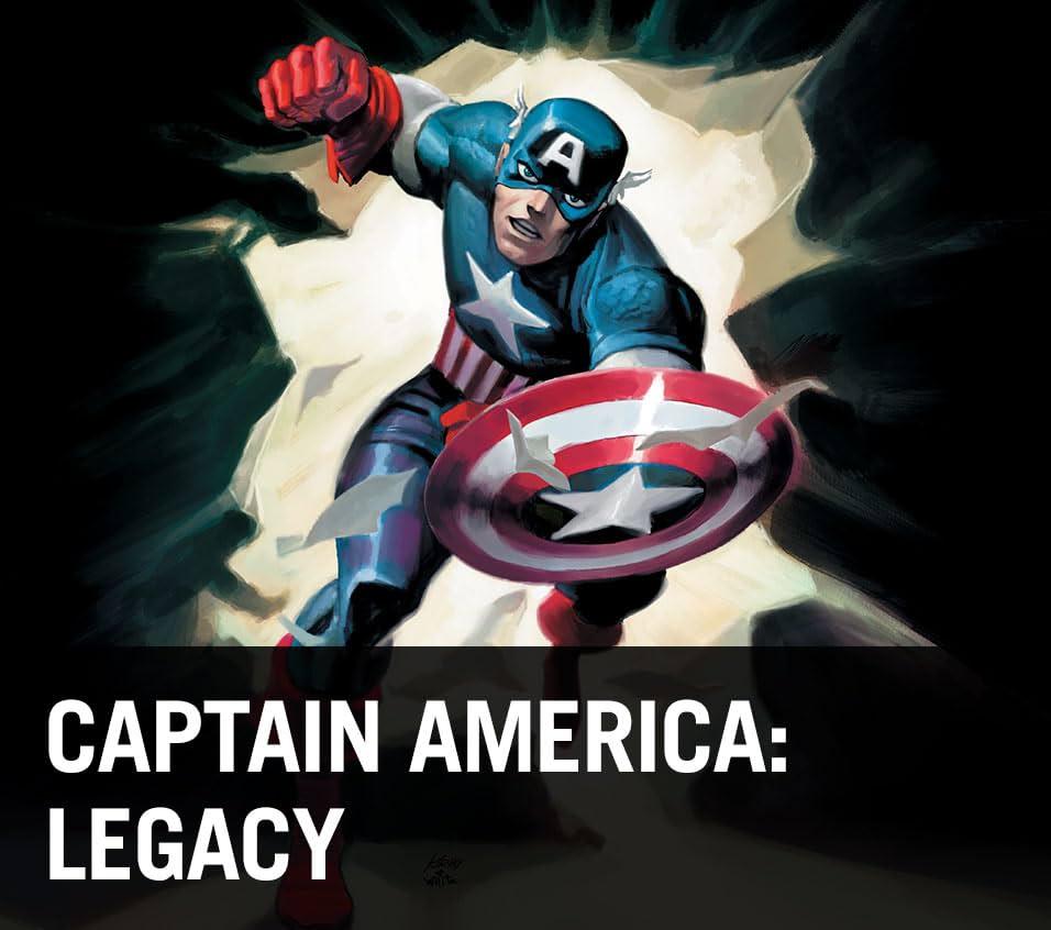 Captain America: Legacy