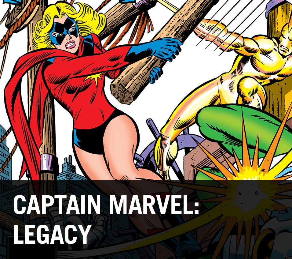Captain Marvel: Legacy