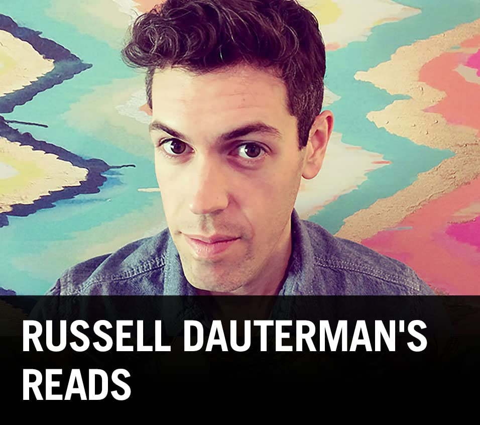 Russell Dauterman's Reads