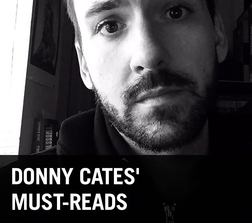 Donny Cates' Must-Reads