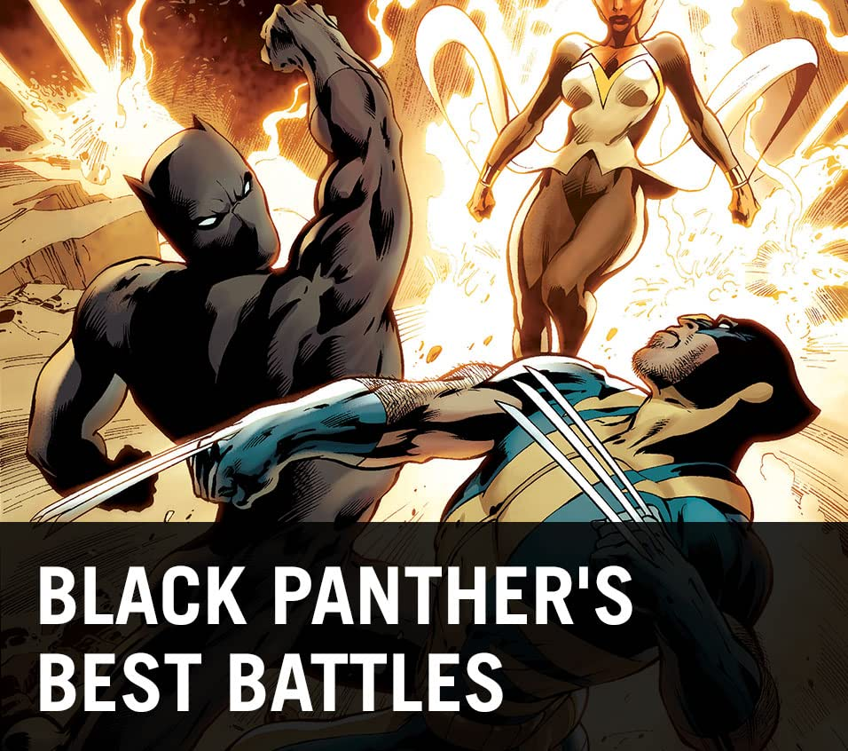 Black Panther's Best Battles