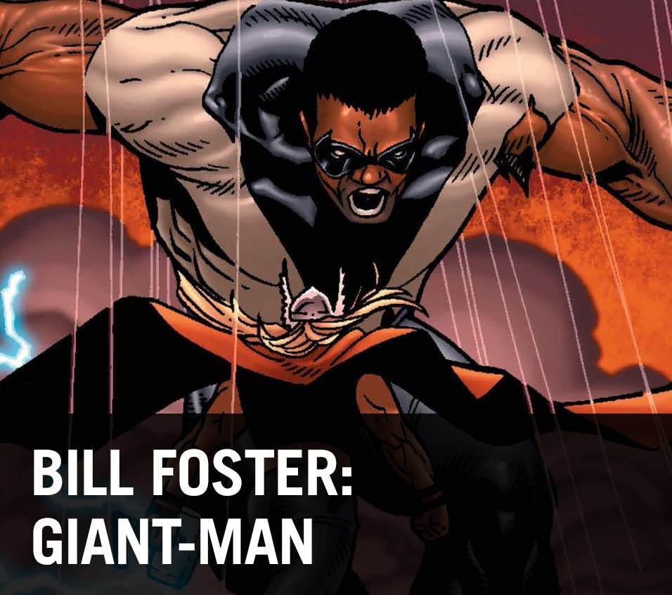 Bill Foster: Giant-Man