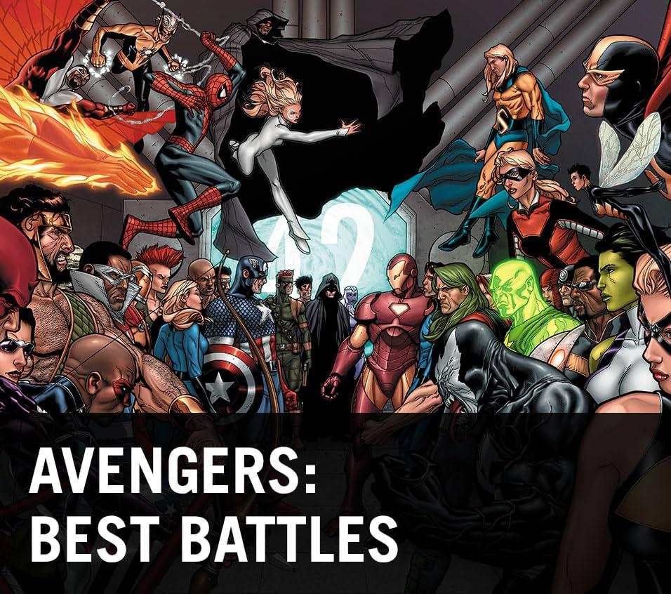 Avengers: Best Battles