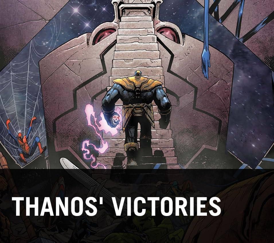 Thanos' Victories