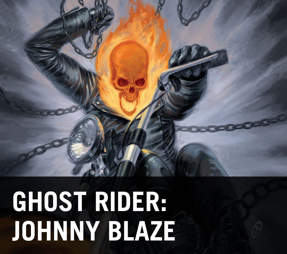 Ghost Rider: Johnny Blaze