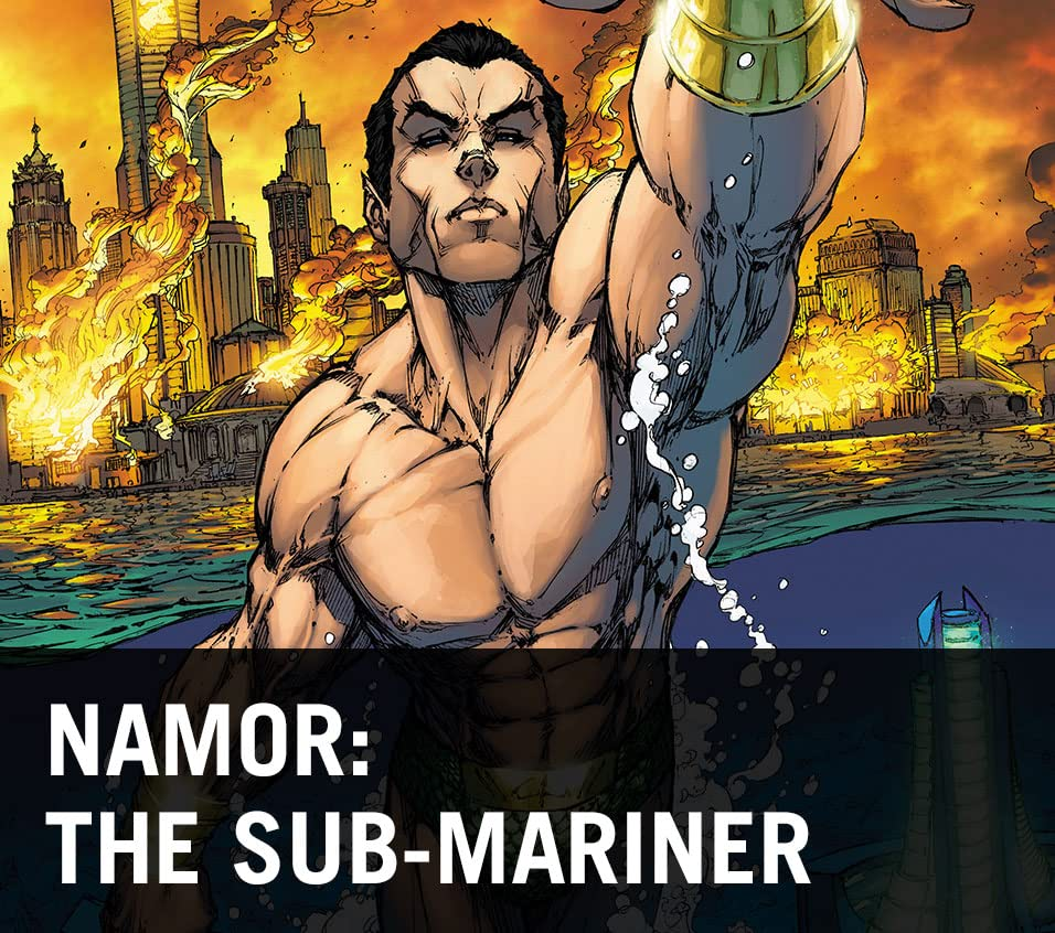 Namor: The Golden Age Hero