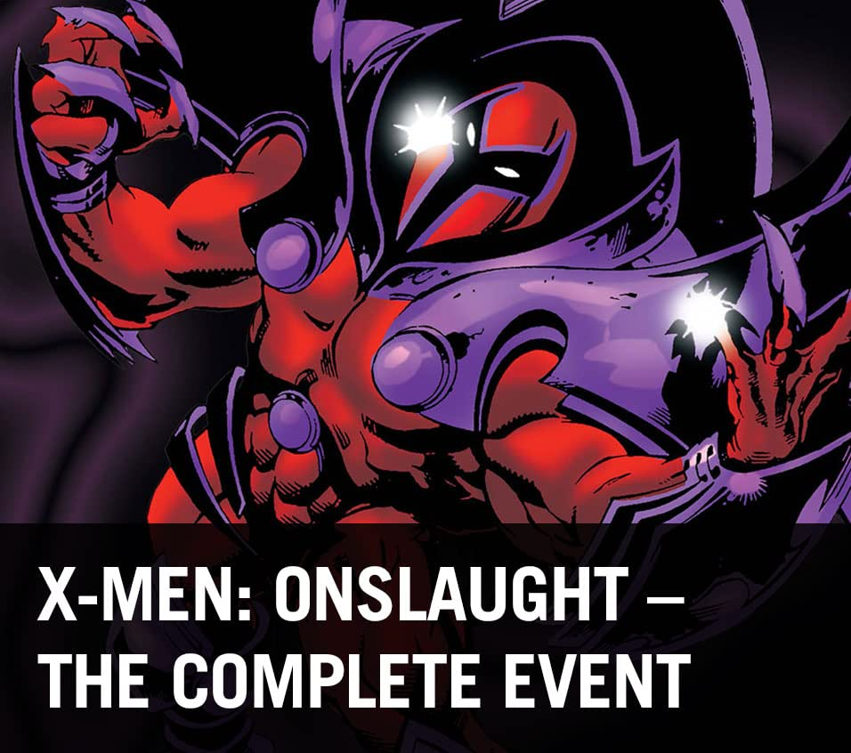 X-Men: Onslaught – The Complete Event