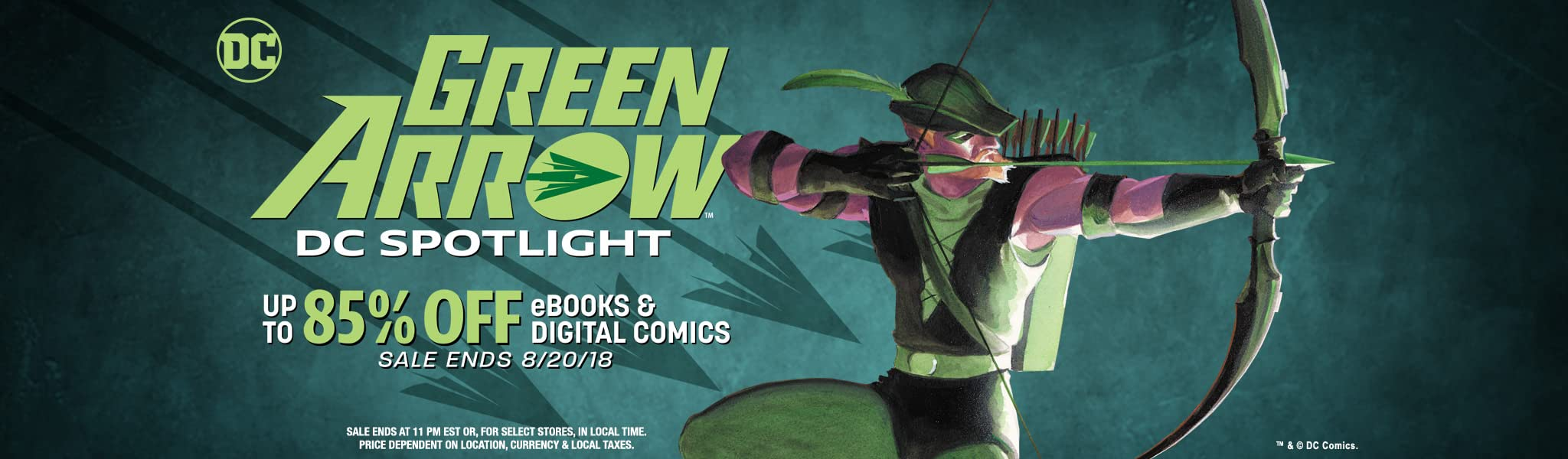 Green arrow sale comics by comixology green arrow sale fandeluxe Images