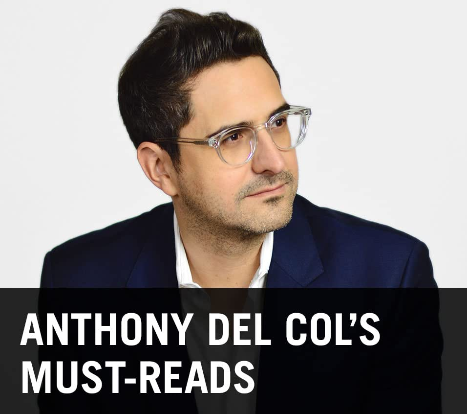 Anthony Del Col's Must-Reads