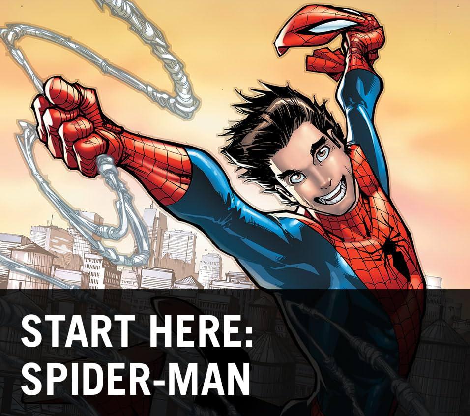 Start Here: Spider-Man