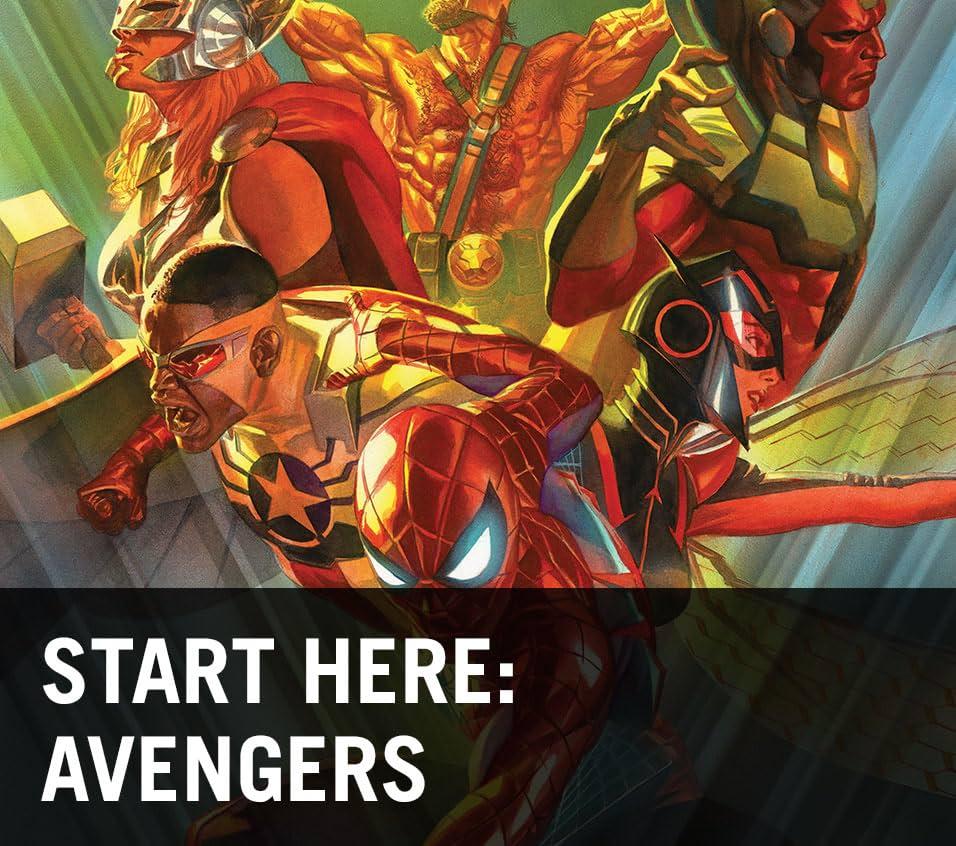 Start Here: Avengers