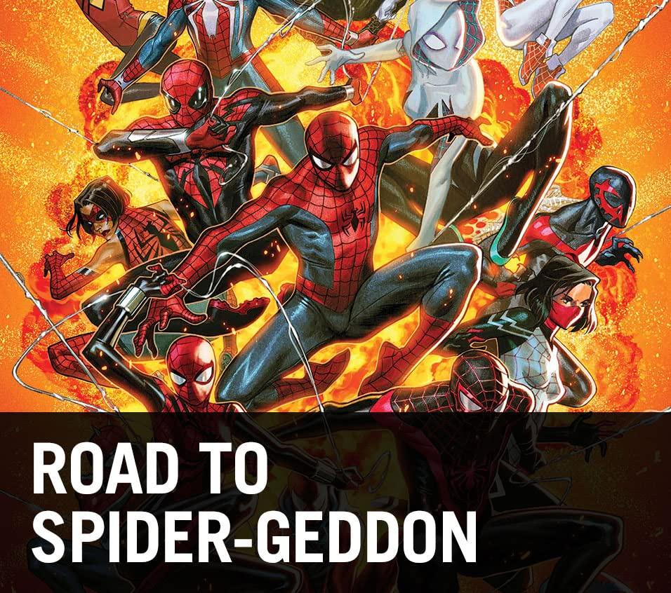 Road to Spider-Geddon