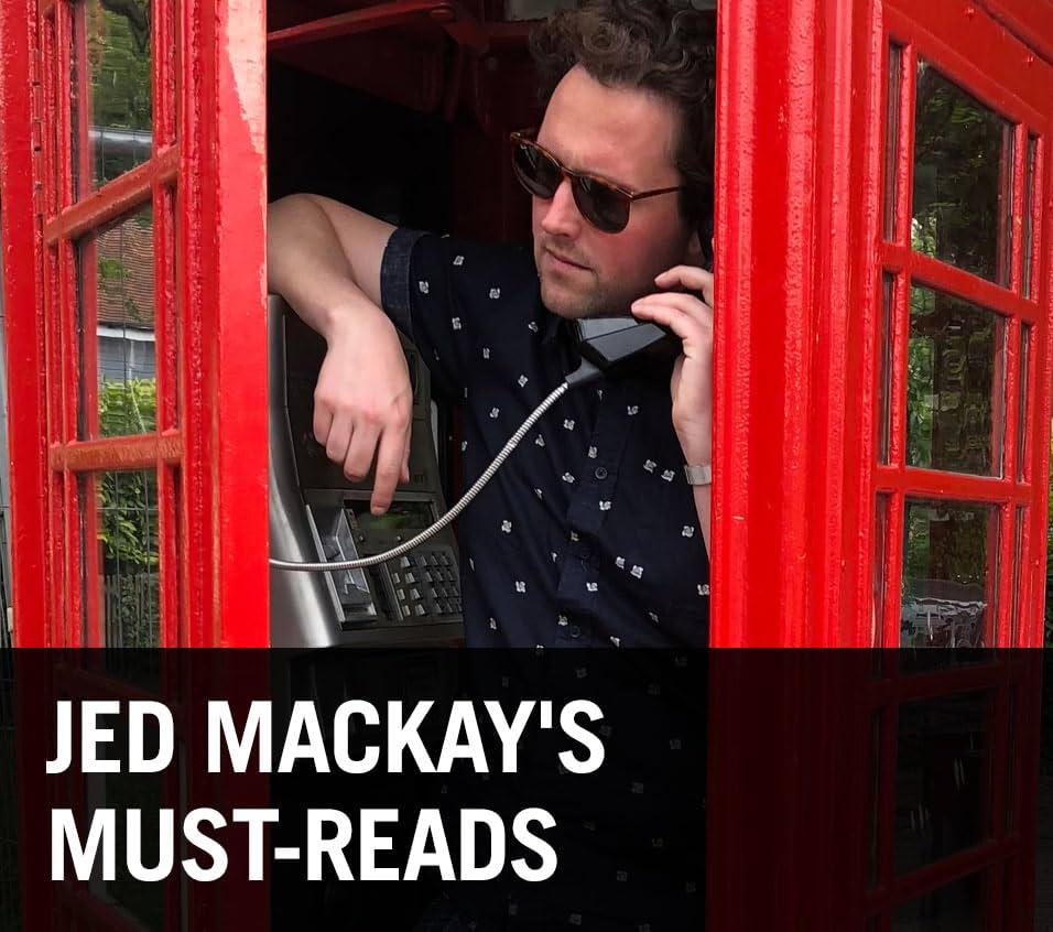 Jed MacKay's Must-Reads