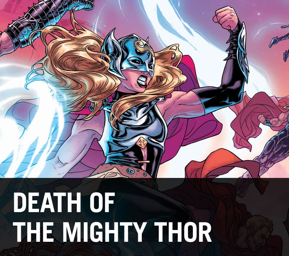 Death of the Mighty Thor