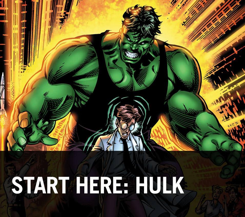 Start Here: Hulk