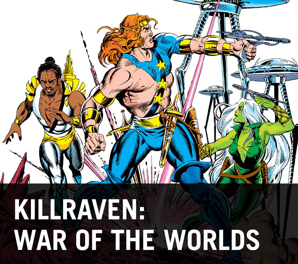 Killraven: War of the Worlds