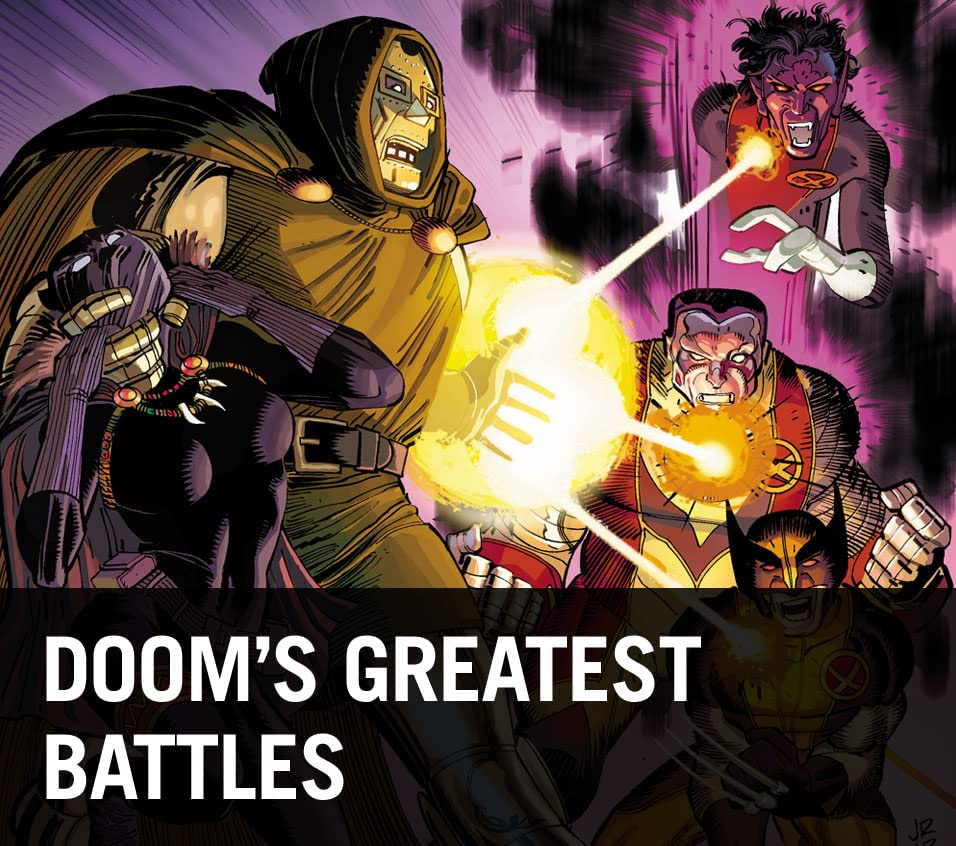 Doom's Greatest Battles