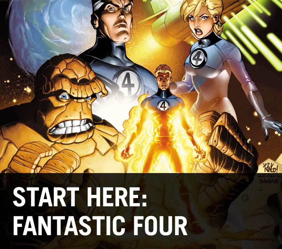 Start Here: Fantastic Four